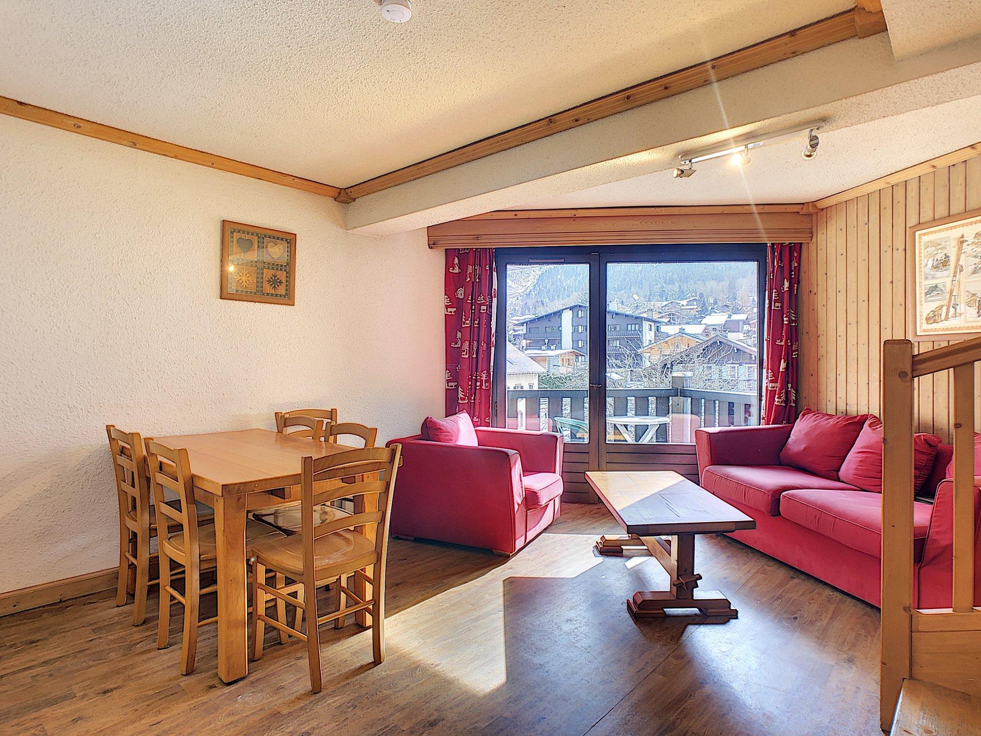 2 bedrooms apartment, Les Houches Saint-Antoine