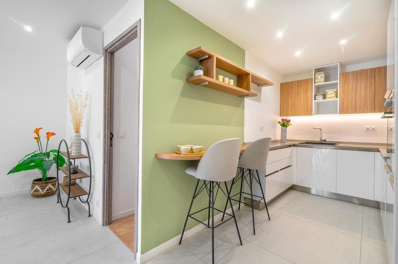 FÖRSÄLJNING Lägenhet 4 Rum 92m² Nice Borriglione Högst Upp Terrasser