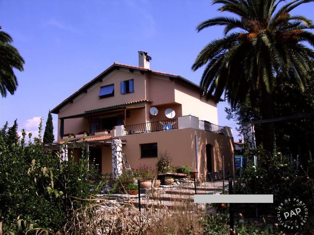 La Colle sur Loup (06480) - maison 6 pièces - dépendances