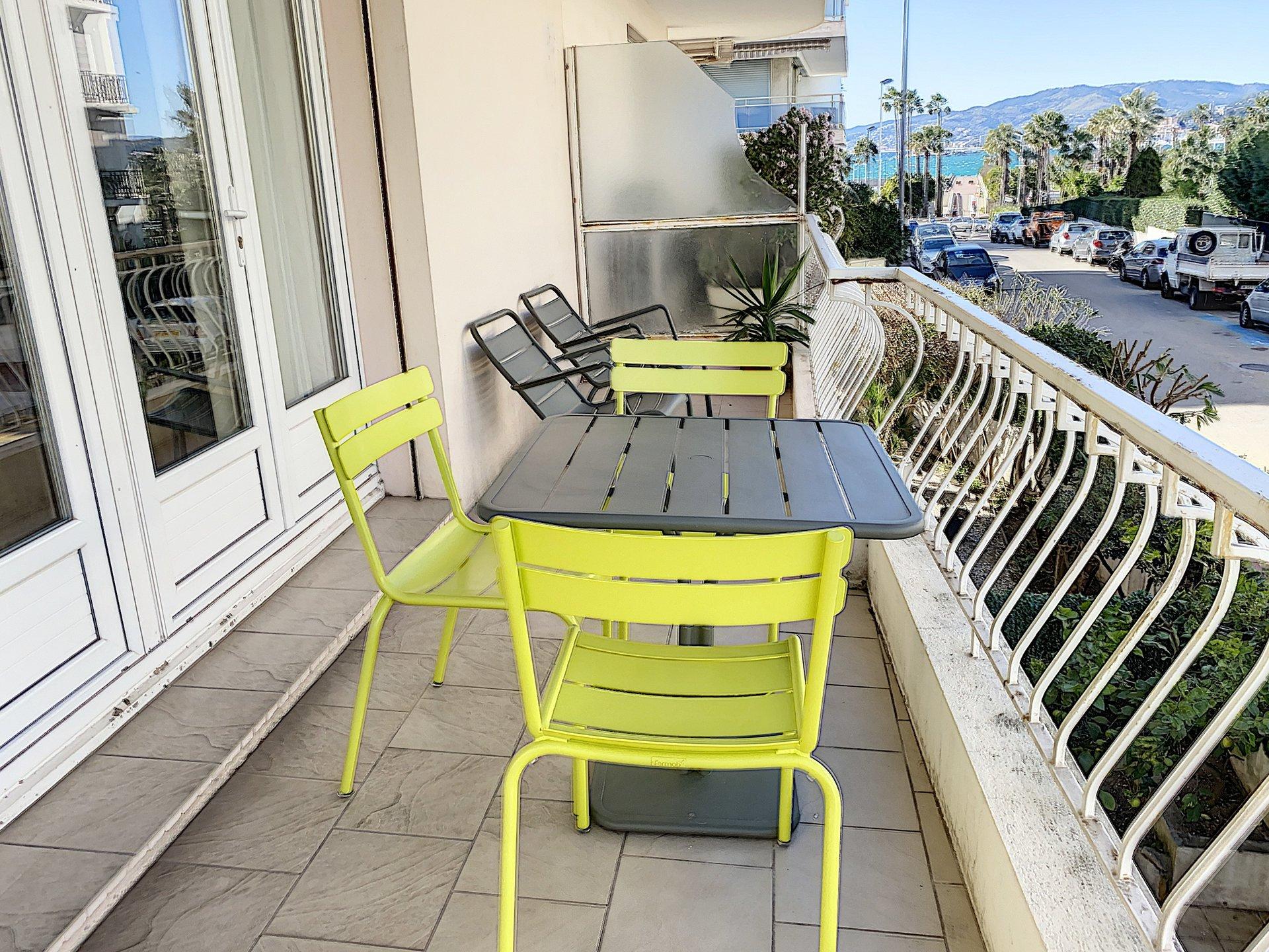 Cannes Palm Beach 2 p 62 m2 proche Croisette