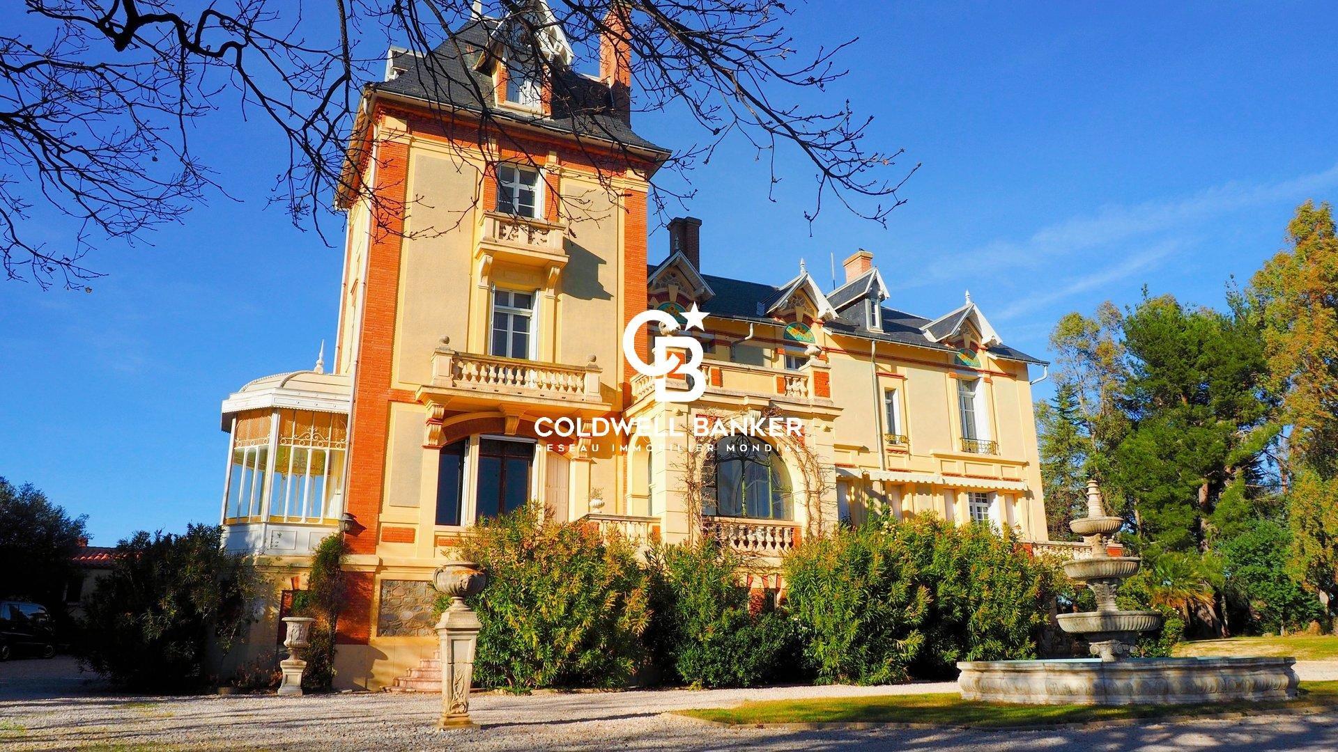Vente Château - Perpignan
