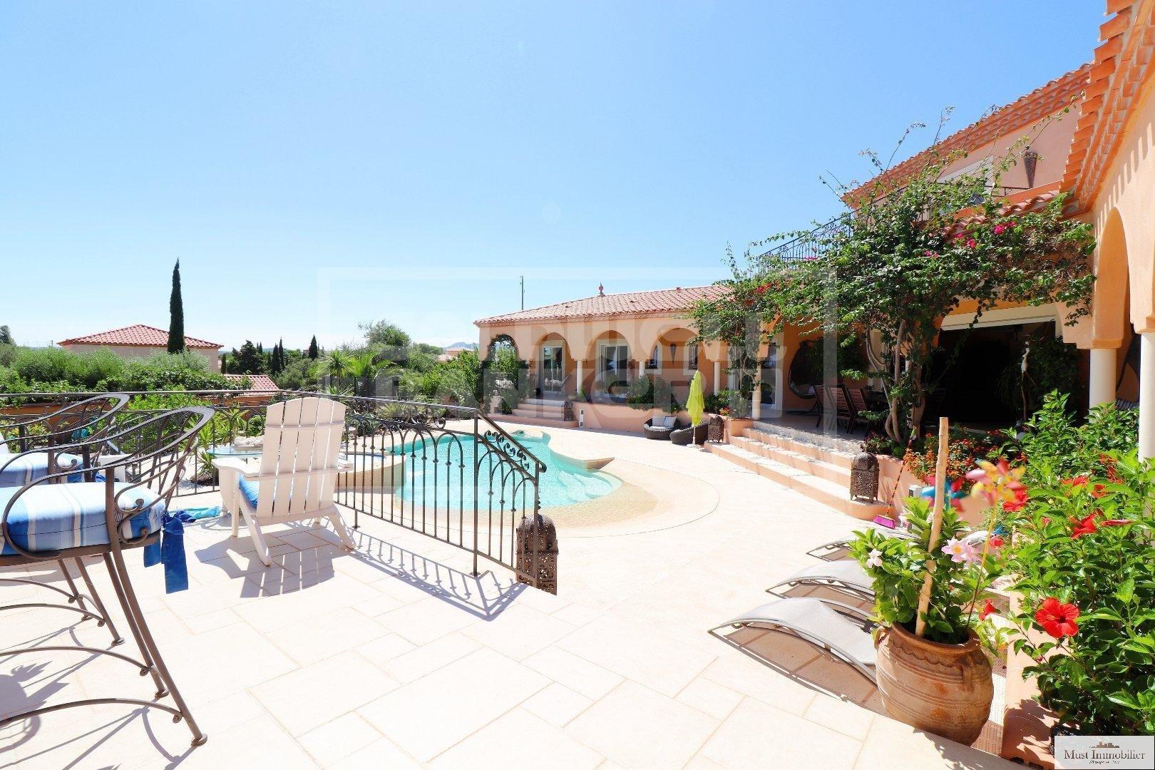Vente Villa - La Palme