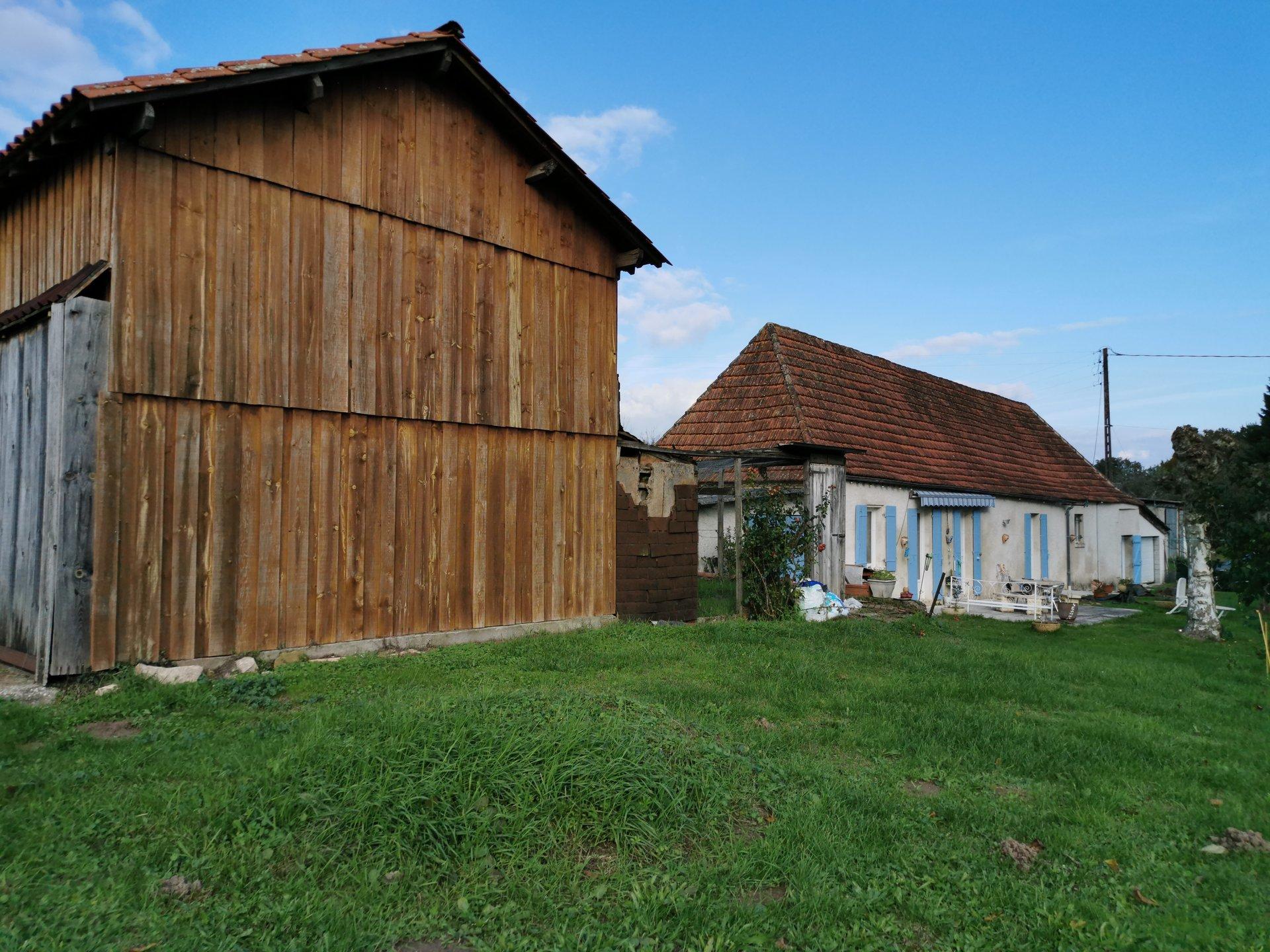 Maison Périgourdine sur 3162 m²