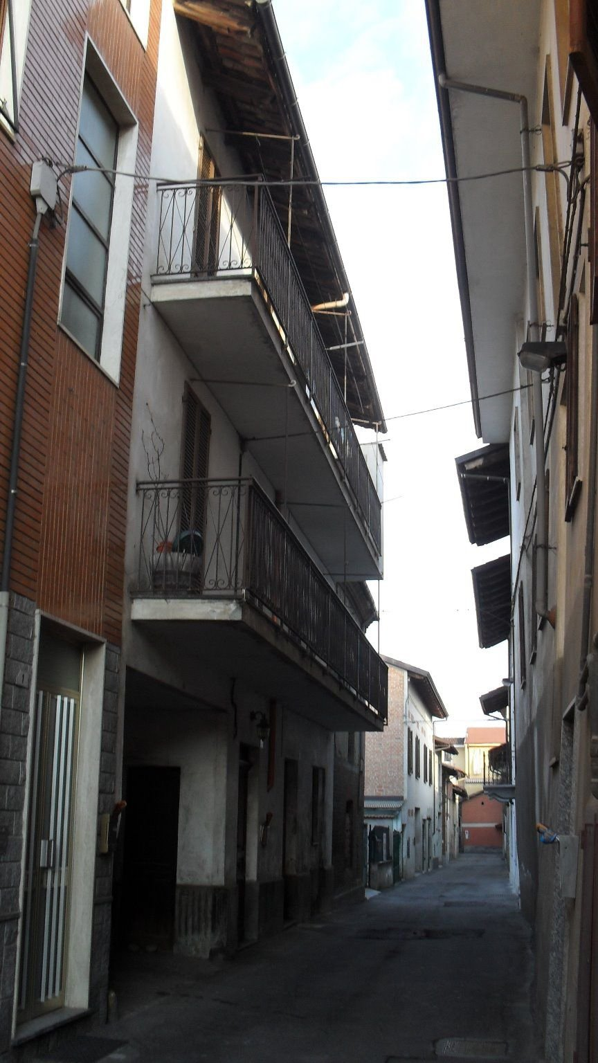 Canale, Centro Paese
