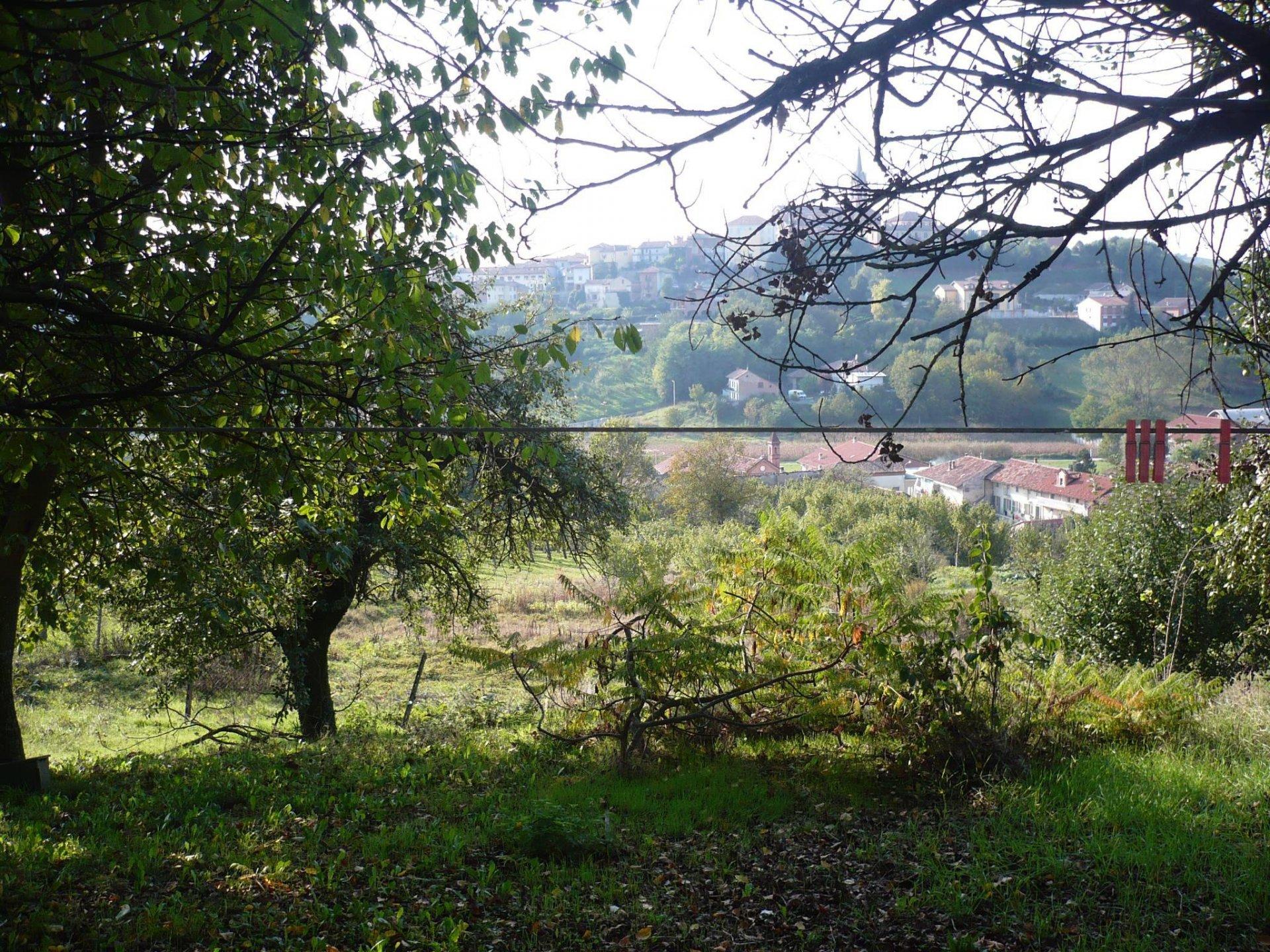 Tipico Cascinale Piemontese nel Roero