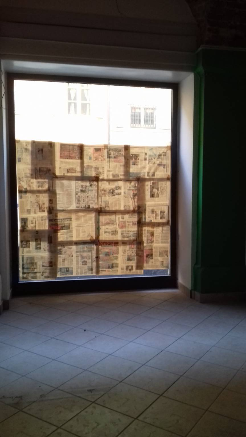 negozio centro Asti