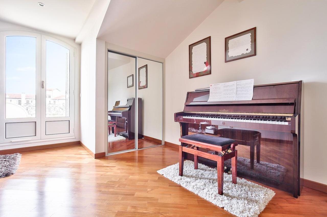 VENTE Appartement 4P 122m² Nice Cimiez Dernier Étage Terrasses Garage