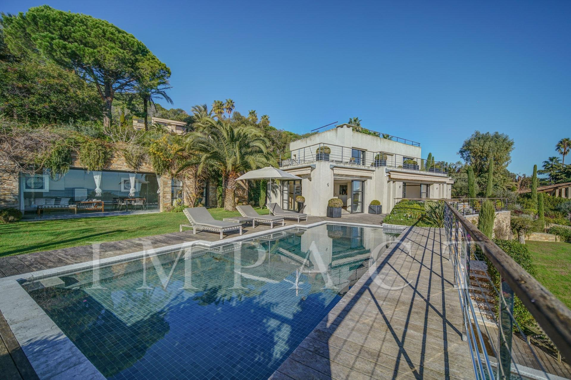VILLA CONTEMPORAINE CANNES - EDEN