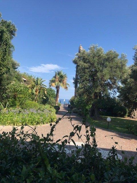 Idéal vacances- Face mer dans Villa Bourgeoise face mer avec parc