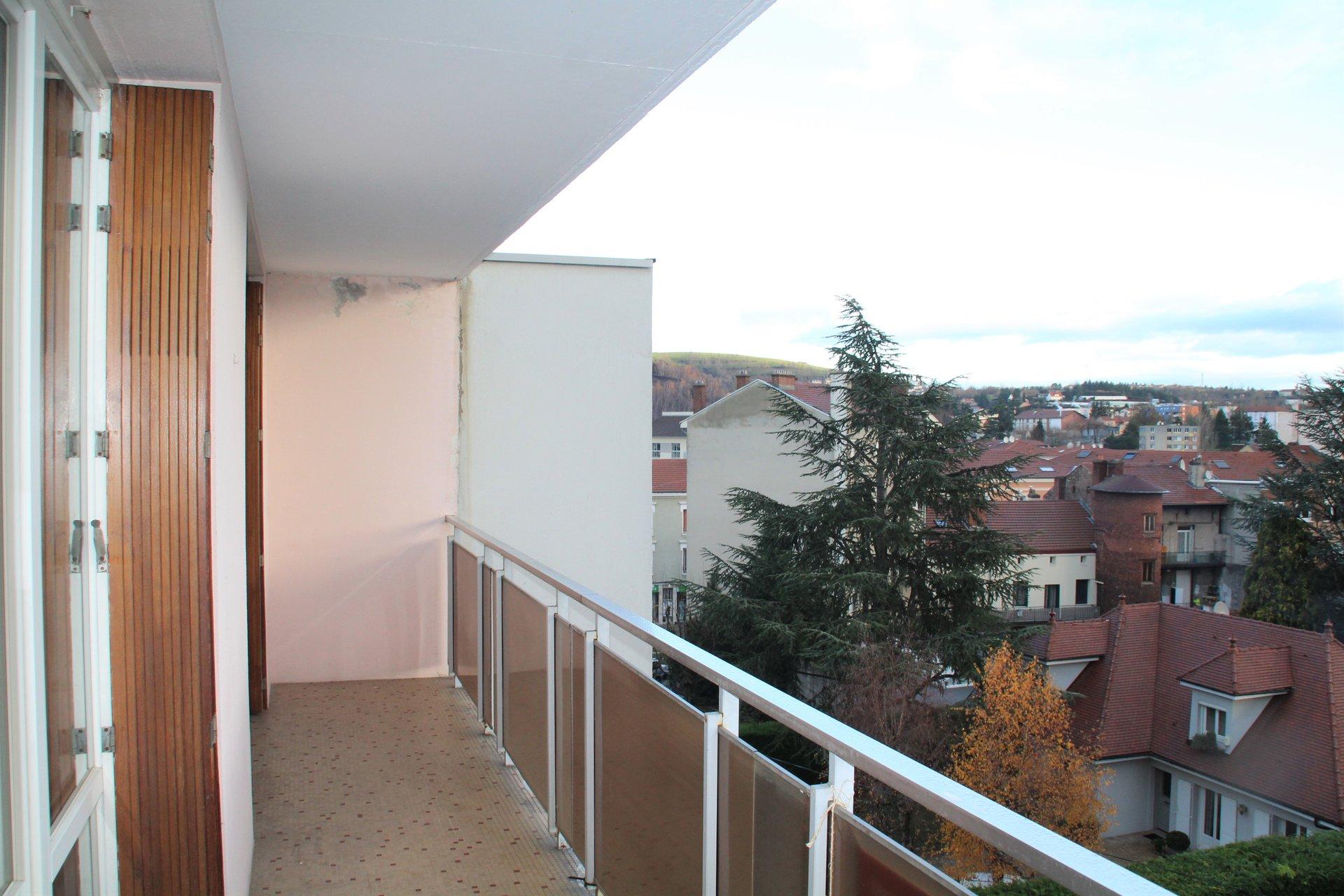 Appartement de 65 m² avec garage