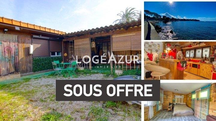 Vente Appartement Antibes Cap-d'Antibes