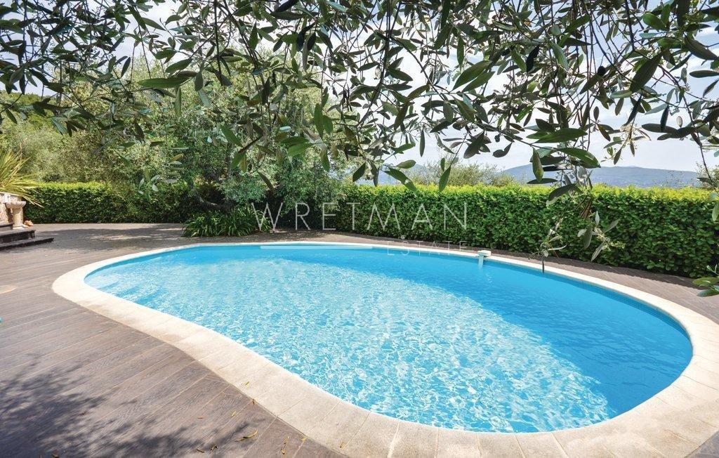 Splendid villa of architect with panoramic views - Gattières