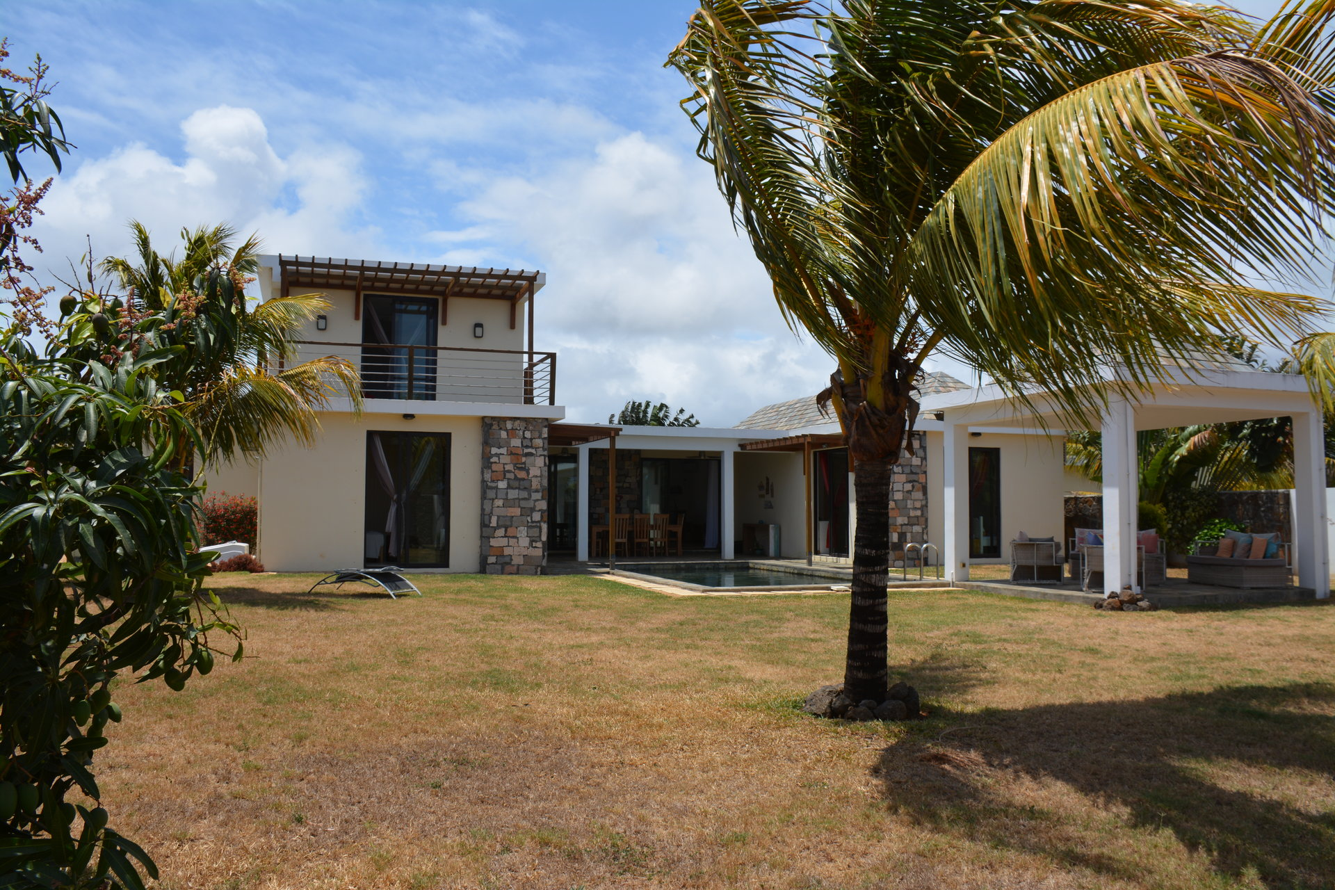 Grand luxurious villa