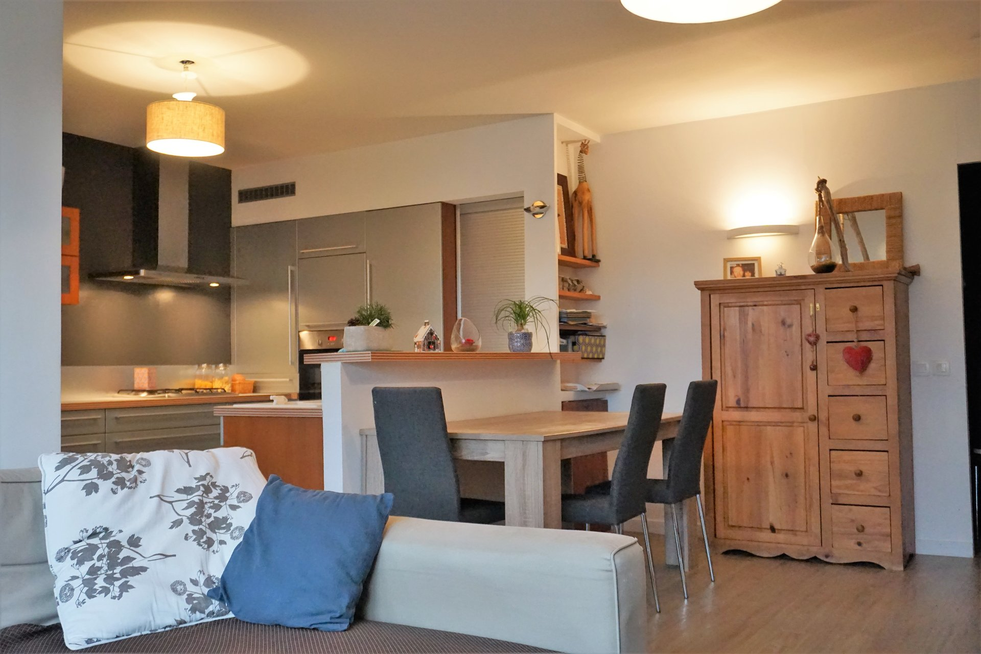 APPARTEMENT T3 A EPAGNY
