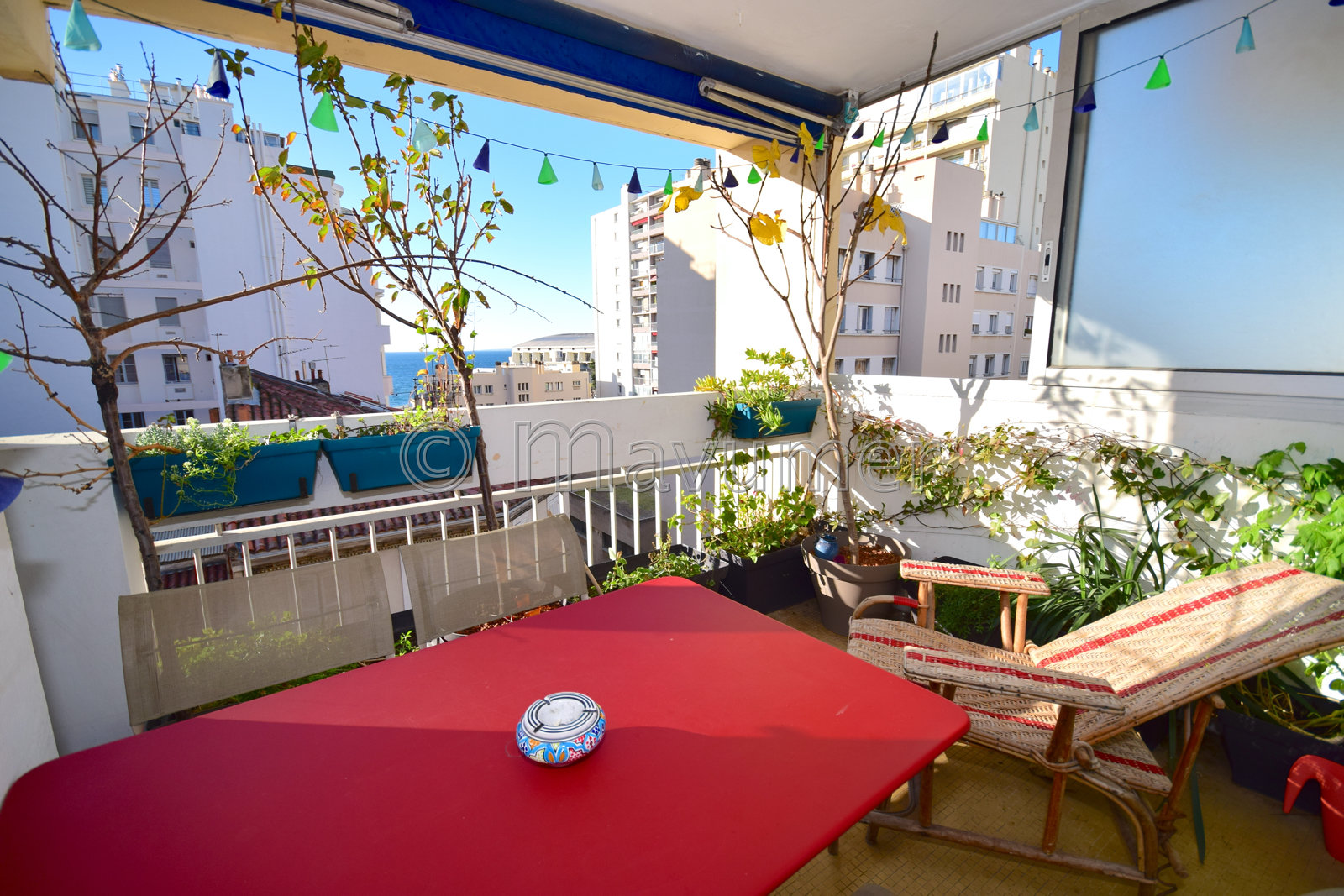 Sale Apartment - Marseille 7ème Le Pharo
