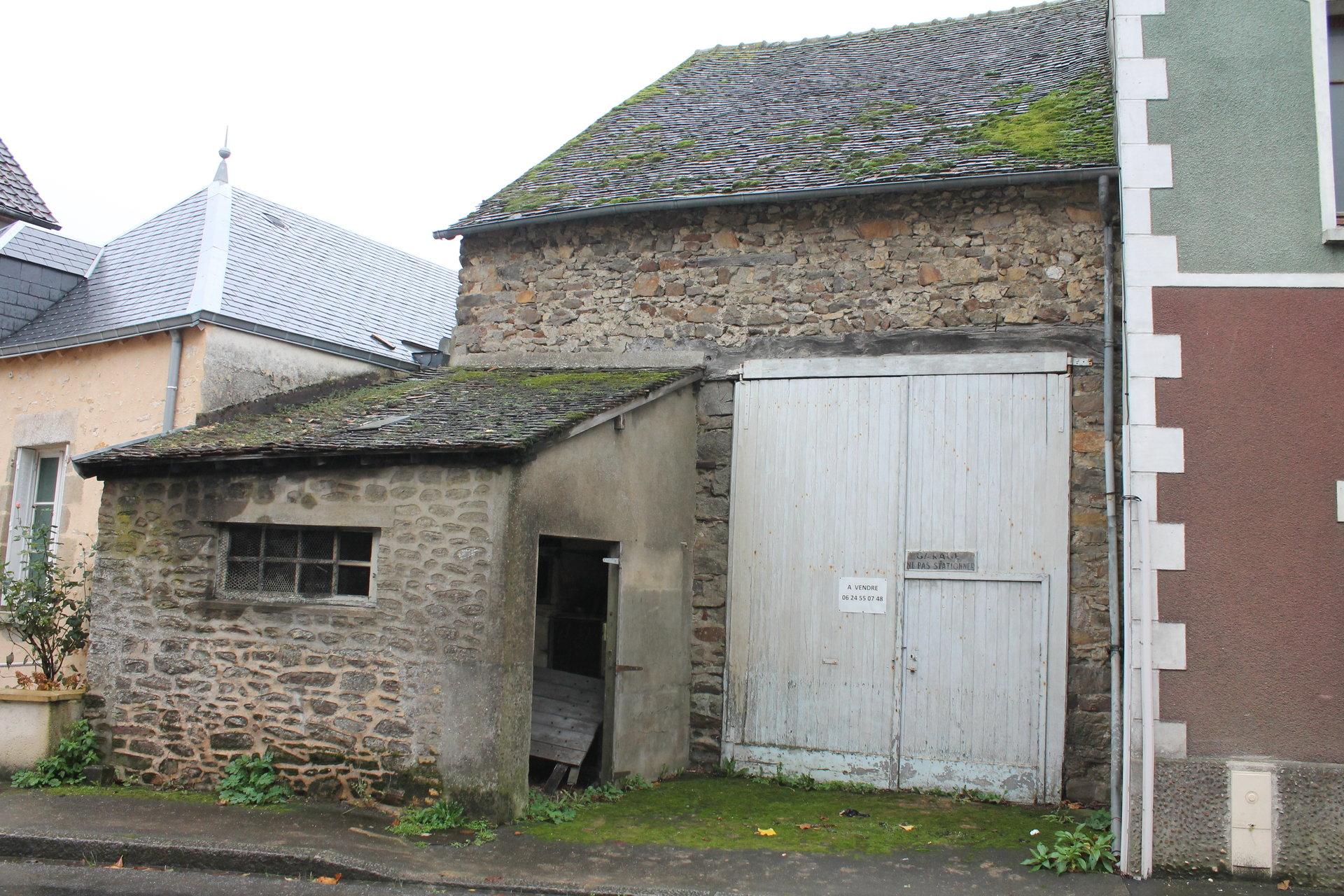 grange 53 m²+ grenier