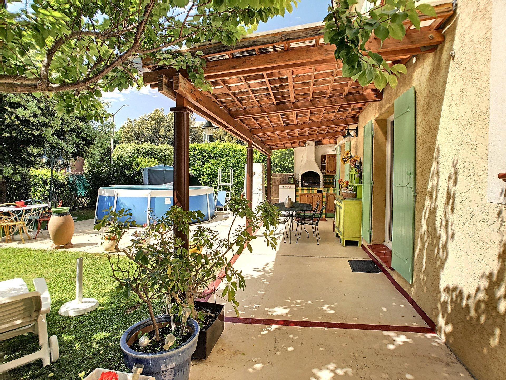 Grasse St Jacques, Villa 4P à proximité des commerces