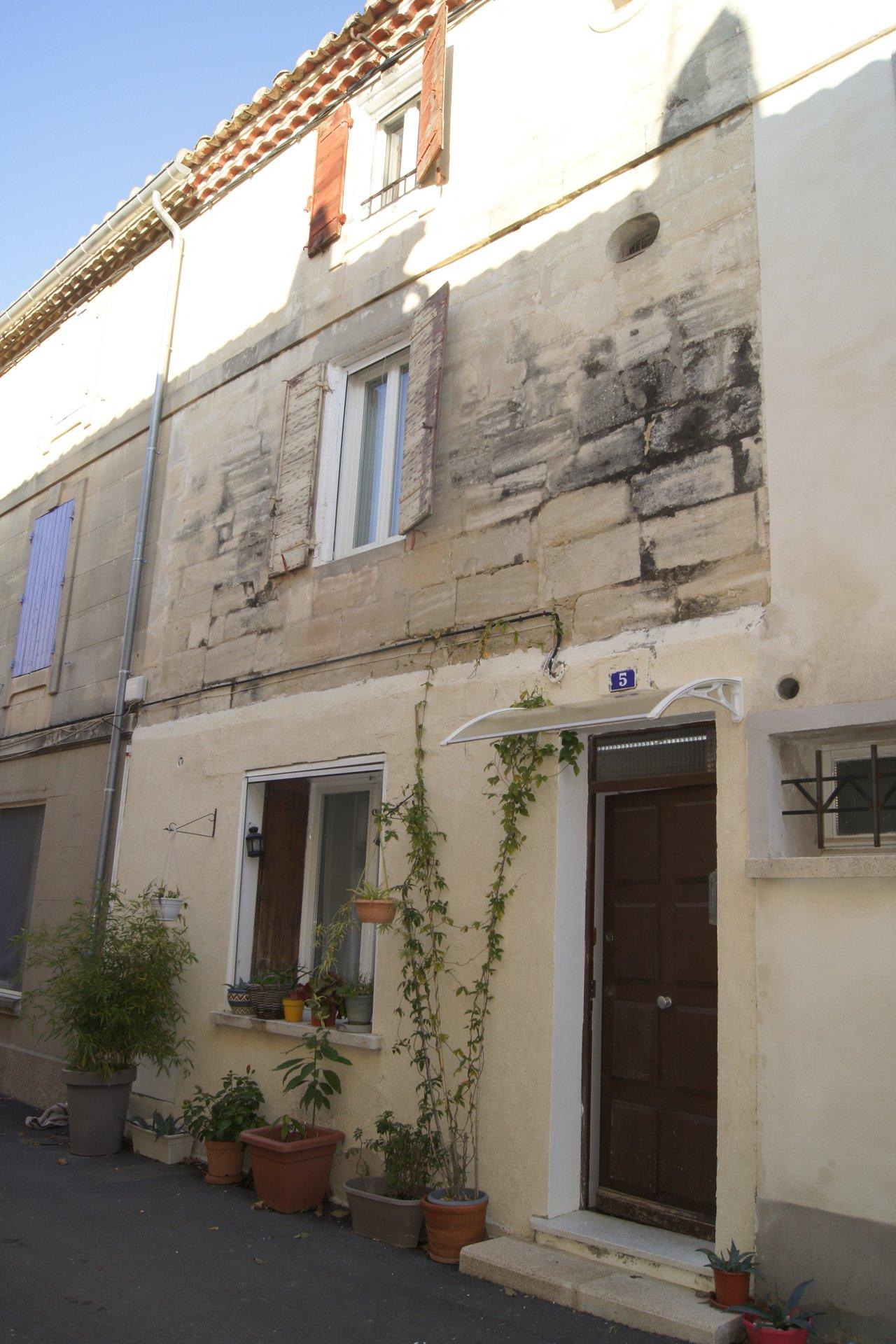 Maison de Village T4 sur FOURQUES