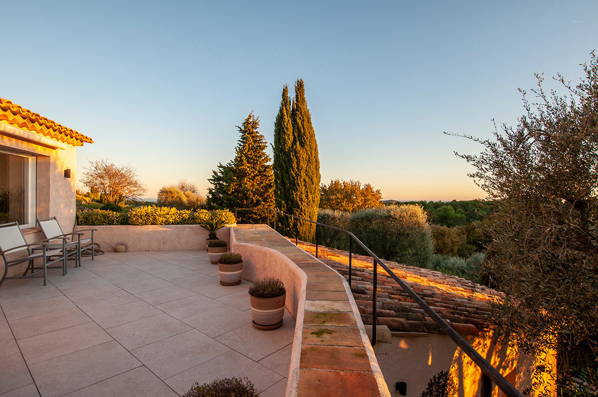 For Sale Castellaras - Exceptional renovated villa with stunning views