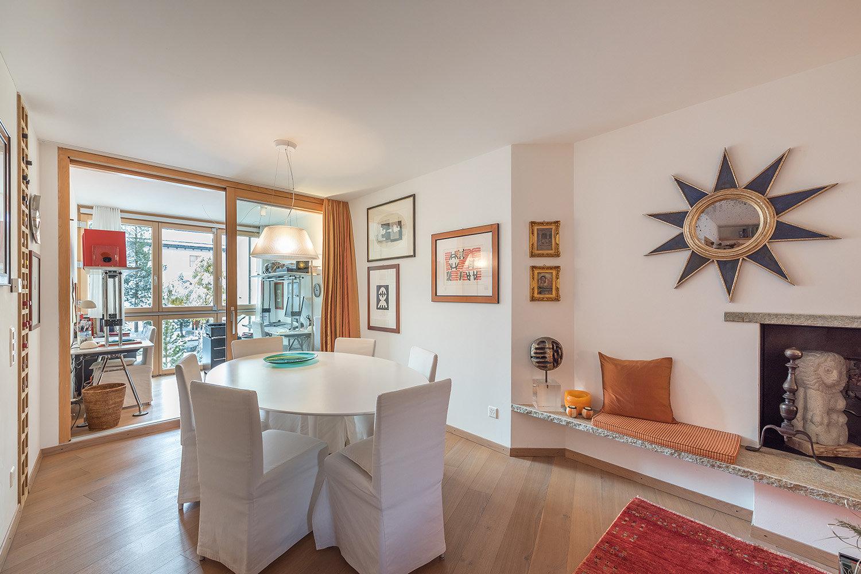 Продается квартира в Челерина, Швейцарские Альпы