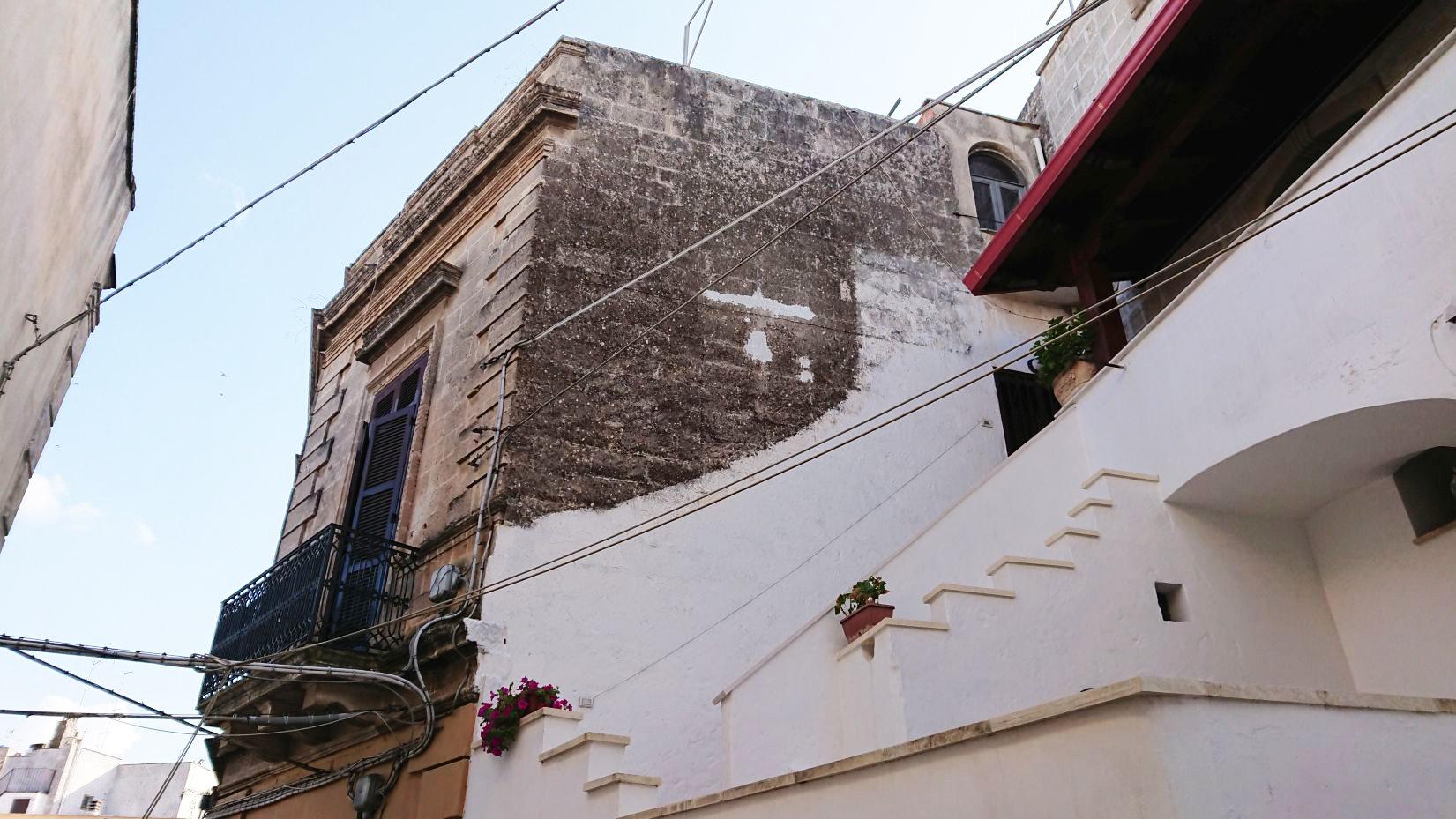 Appartamento da ristrutturare centro storico