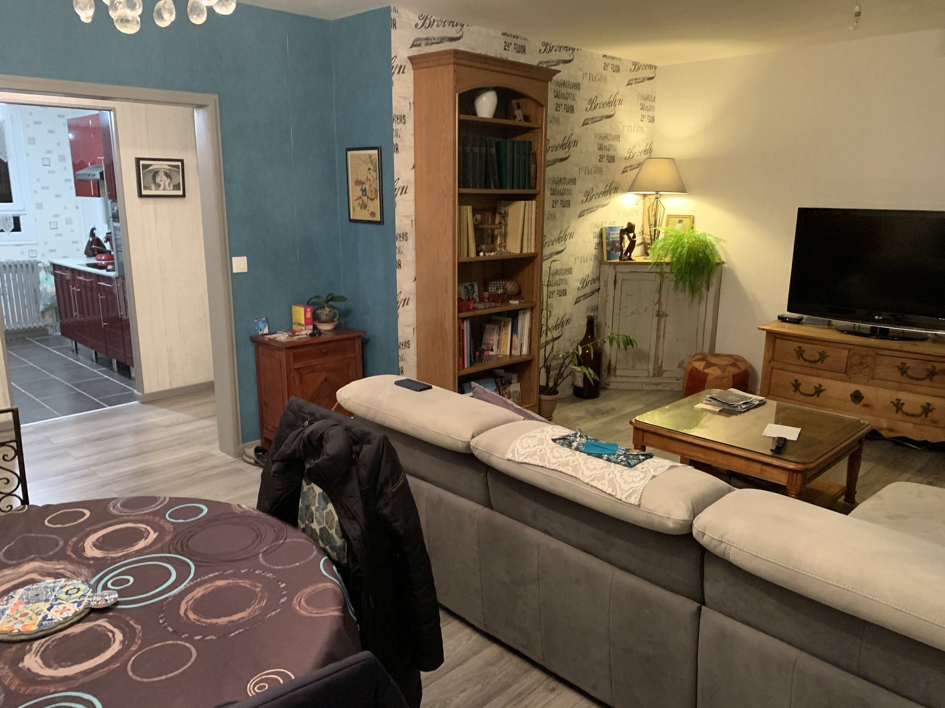 Appartement 3 pièces 70m²