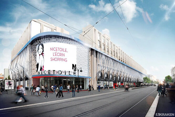 Nice Hyper Centre - 2 pièces + Mezzanine