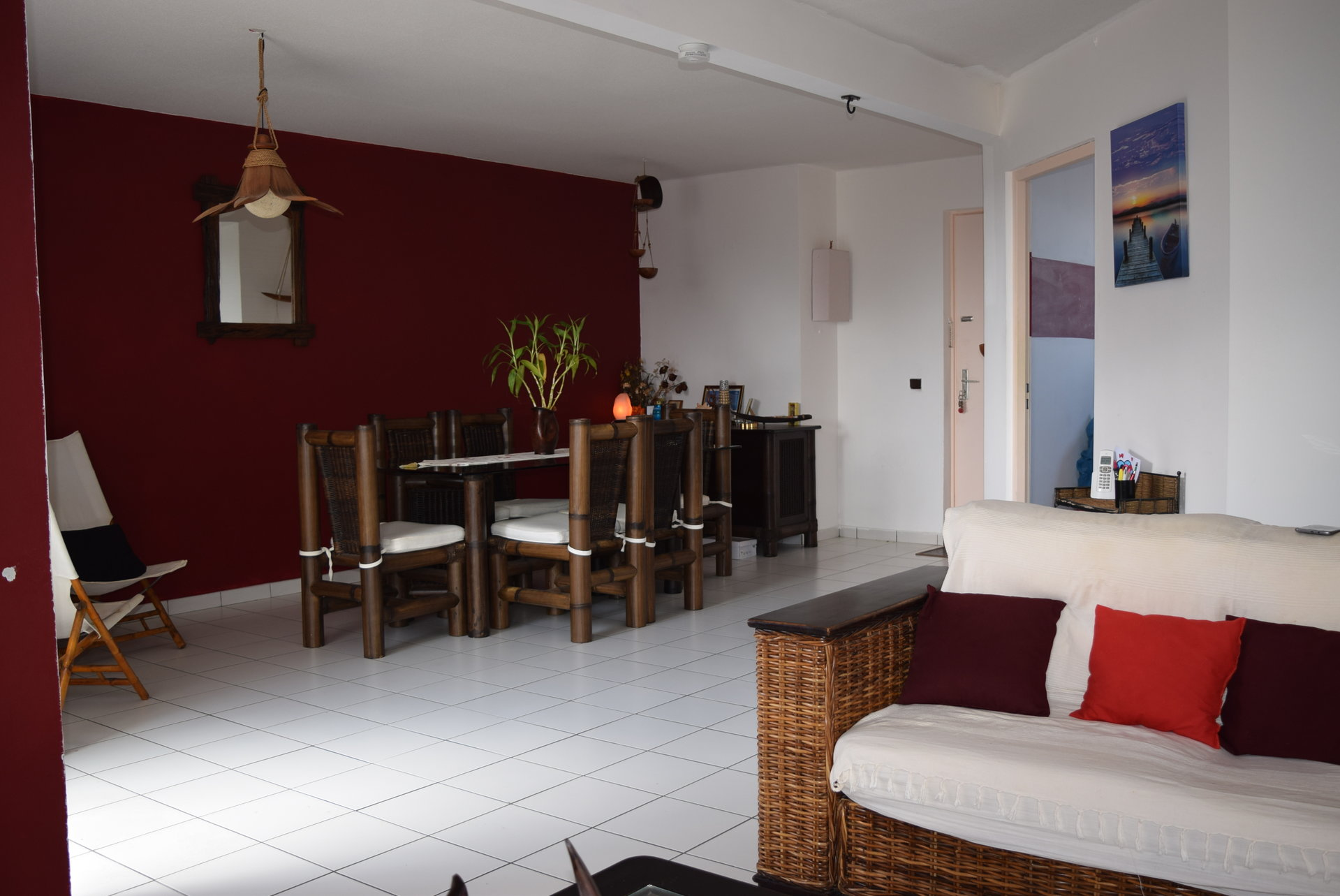 Rental Apartment - Sainte-Luce - Martinique
