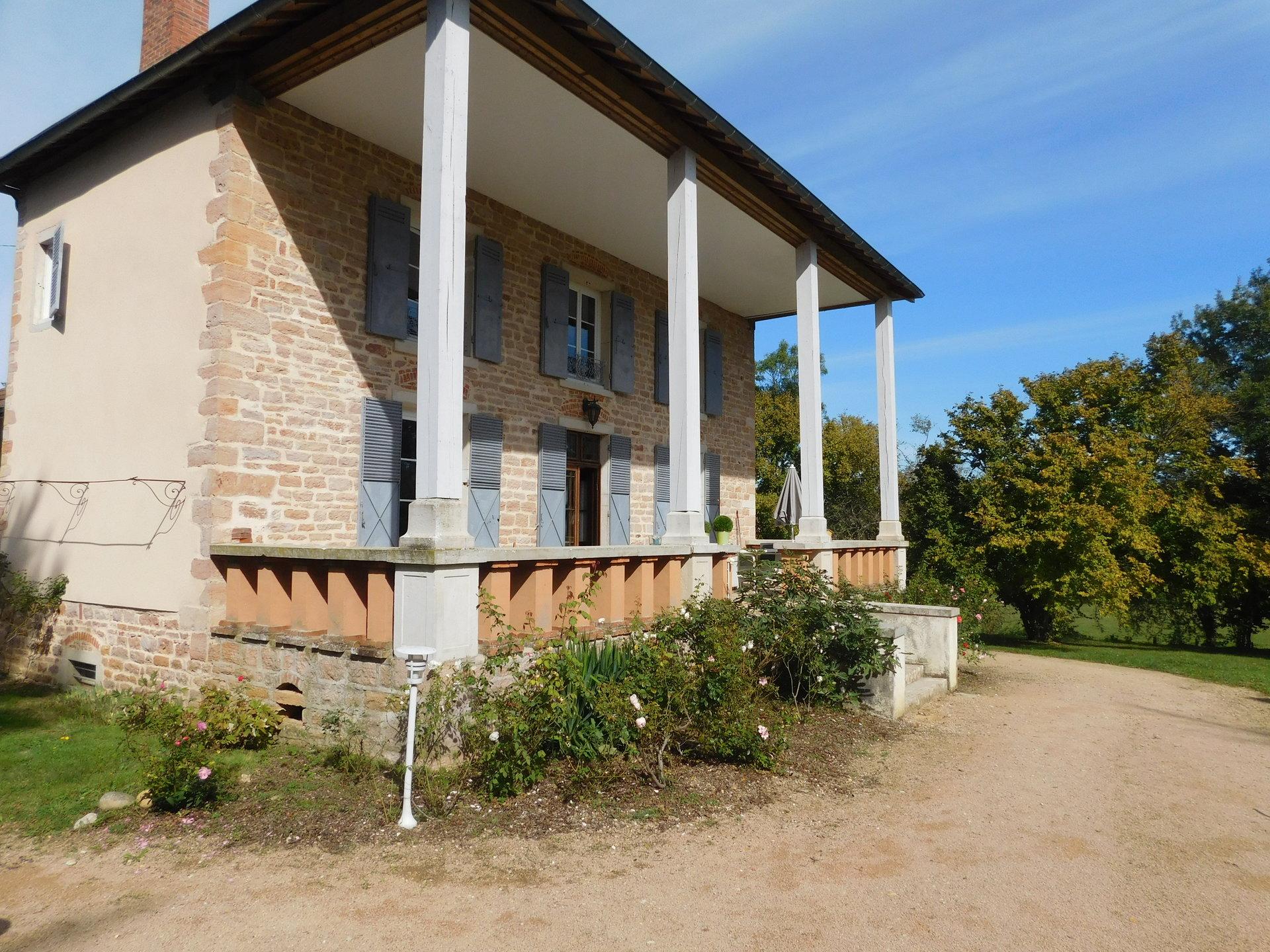 Très belle villa !