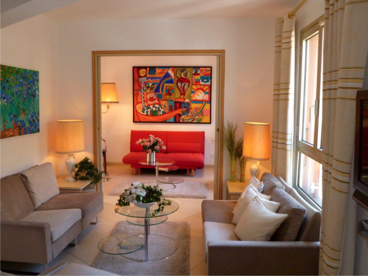 VENCE (06140) - Appartement 3 pièces - Terrasse - Parking