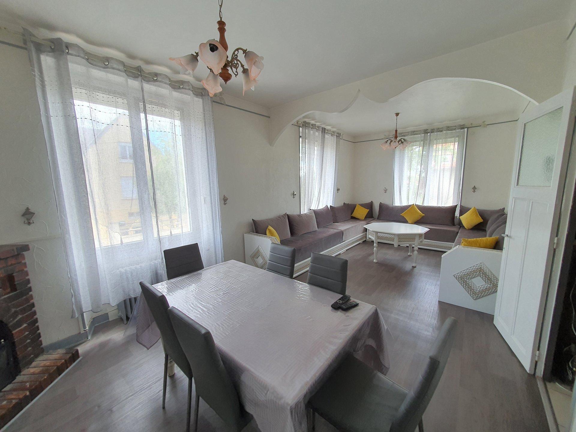Maison de 133m² habitables - VIERZON PROCHE CENTRE