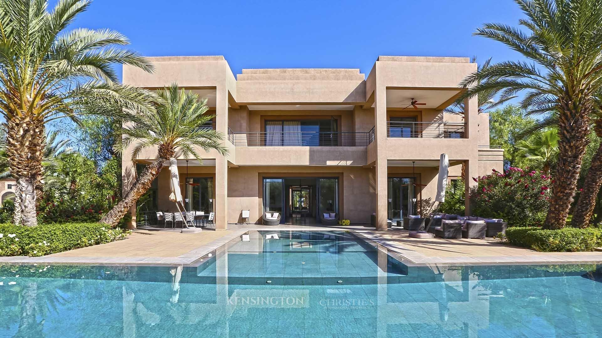 KPPM01327: Villa Georgia Luxury Villa Marrakech Morocco
