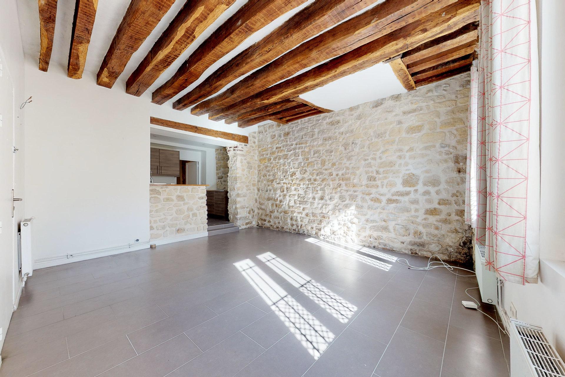 Charmant deux pièces en excellent état, 55 m2 Rue de la Rochefoucauld