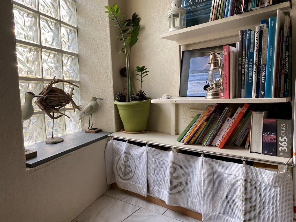 Maison ancienne 3 chambres avec jardinet !