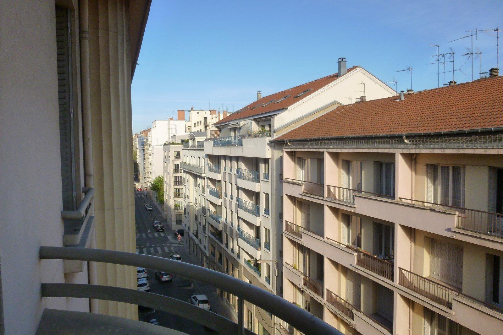 Loué par notre agence Triangle d'Or -  T2 avec balcon