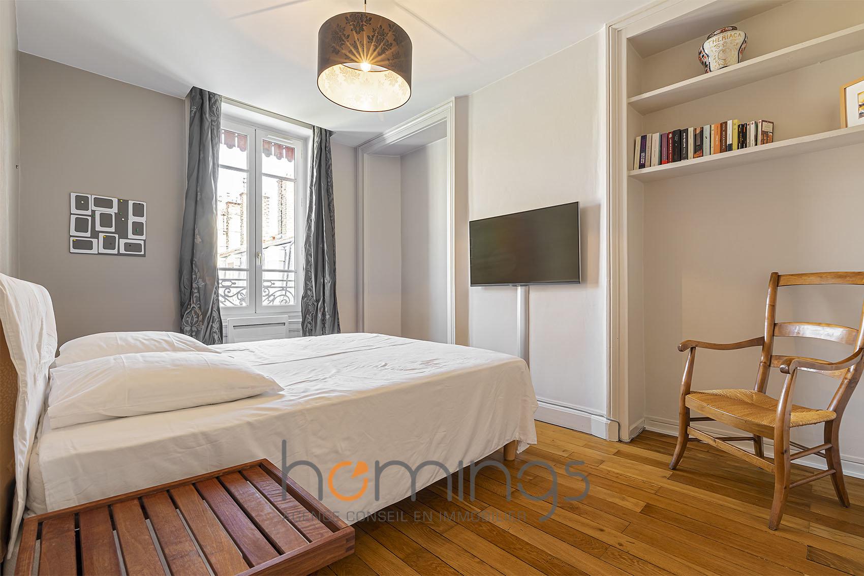 Loué par notre agence - T2 Saxe meublé avec Balcon