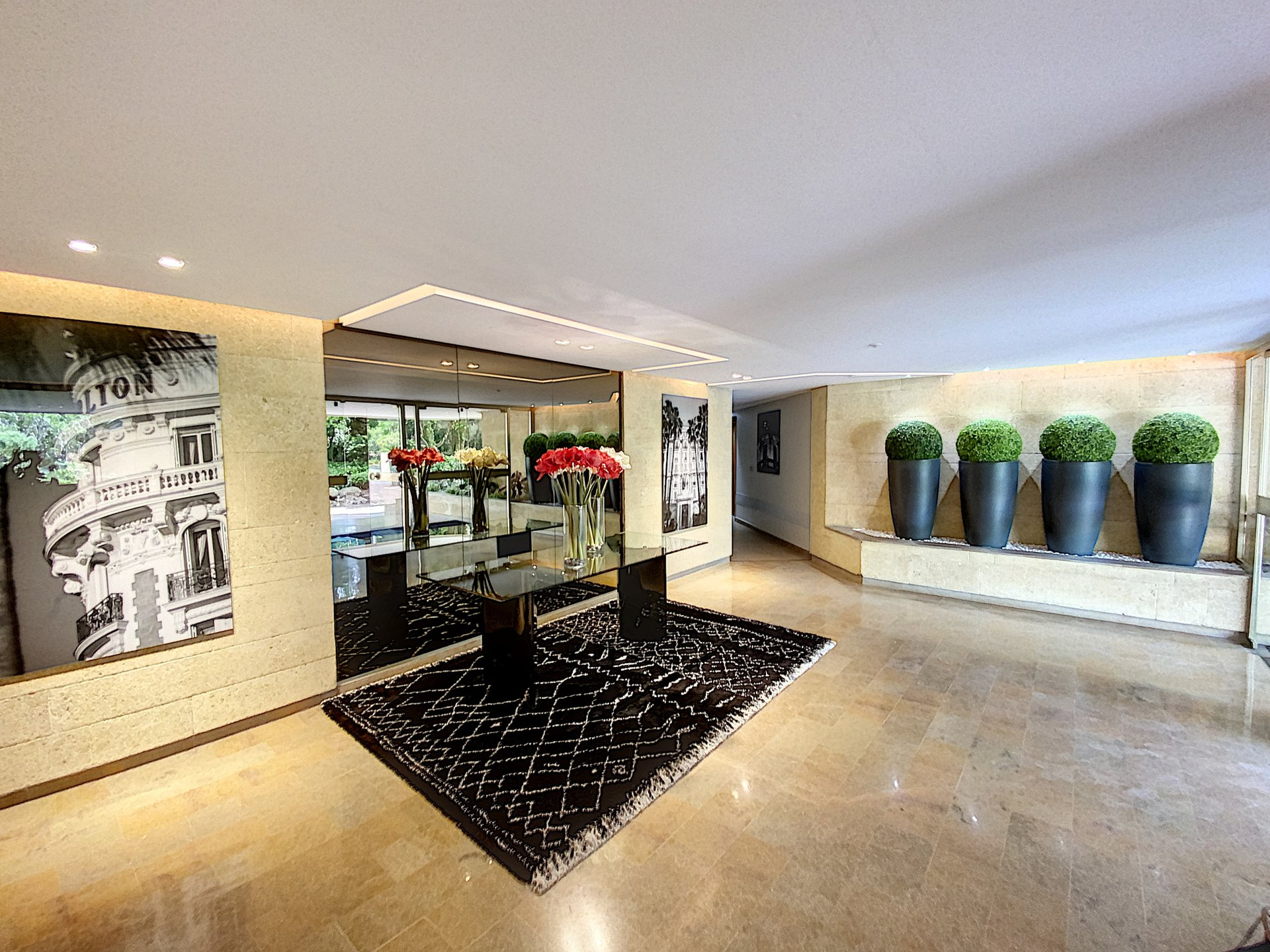 Cannes Palm 2P  42 m2 high floor