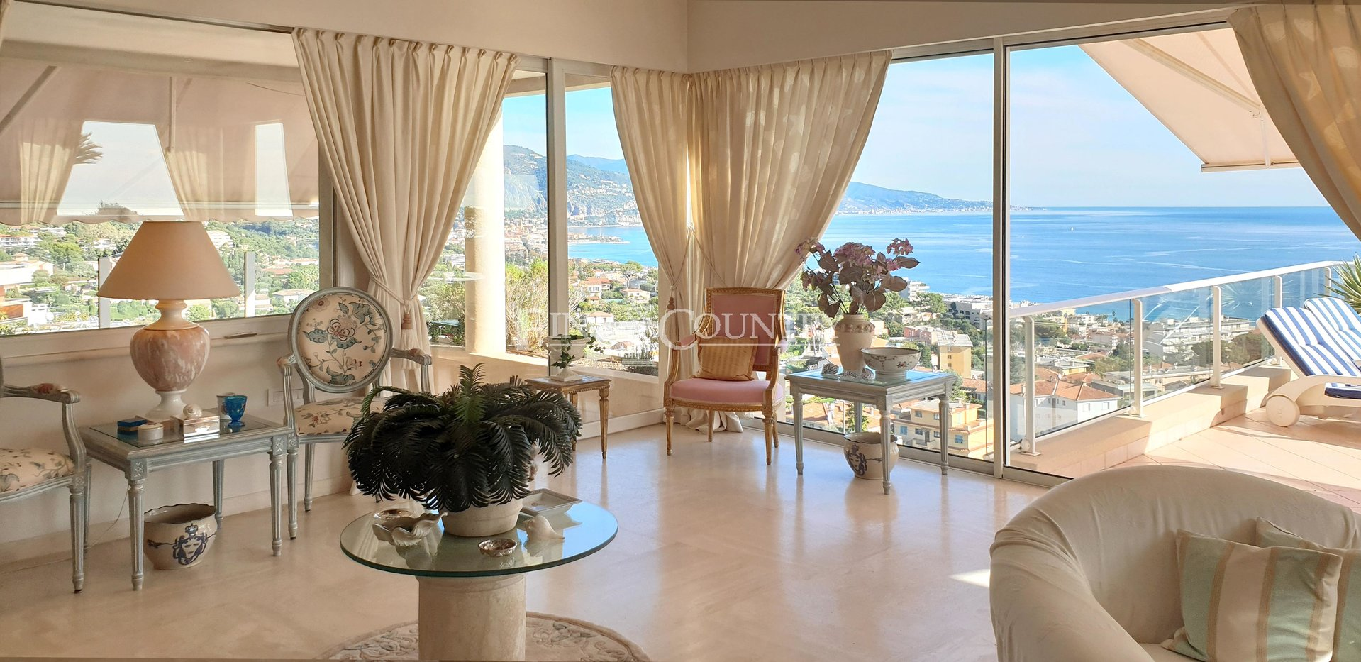 Penthouse for sale Roquebrune-Cap-Martin.