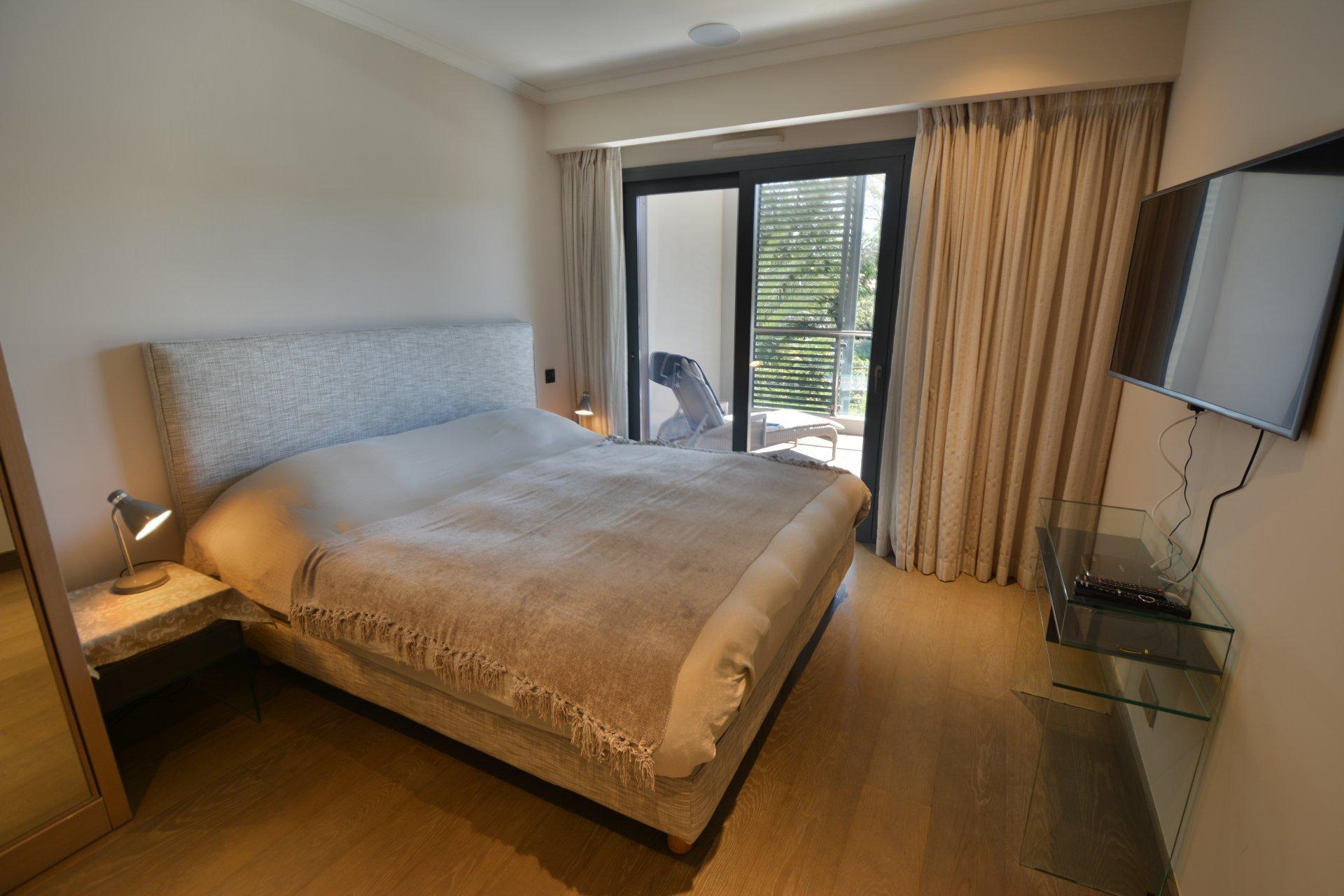Апартаменты в новой резиденции класса люкс Кап д Антиб