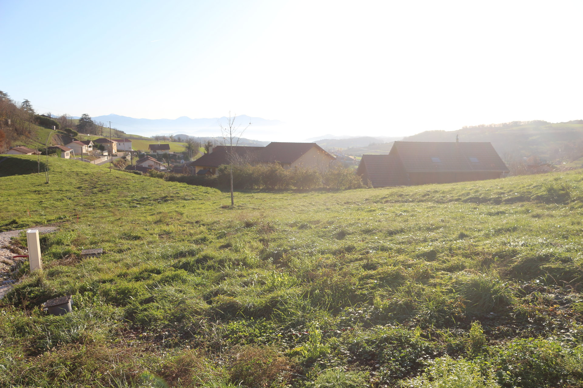 Sale Building land Saint-Marcellin