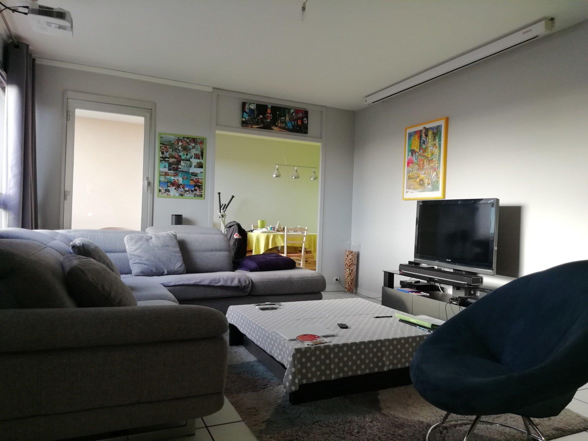 Appartement T3 très lumineux