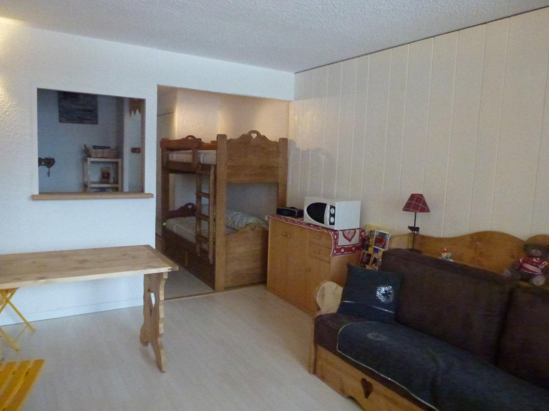 Seasonal rental Apartment - Isola 2000