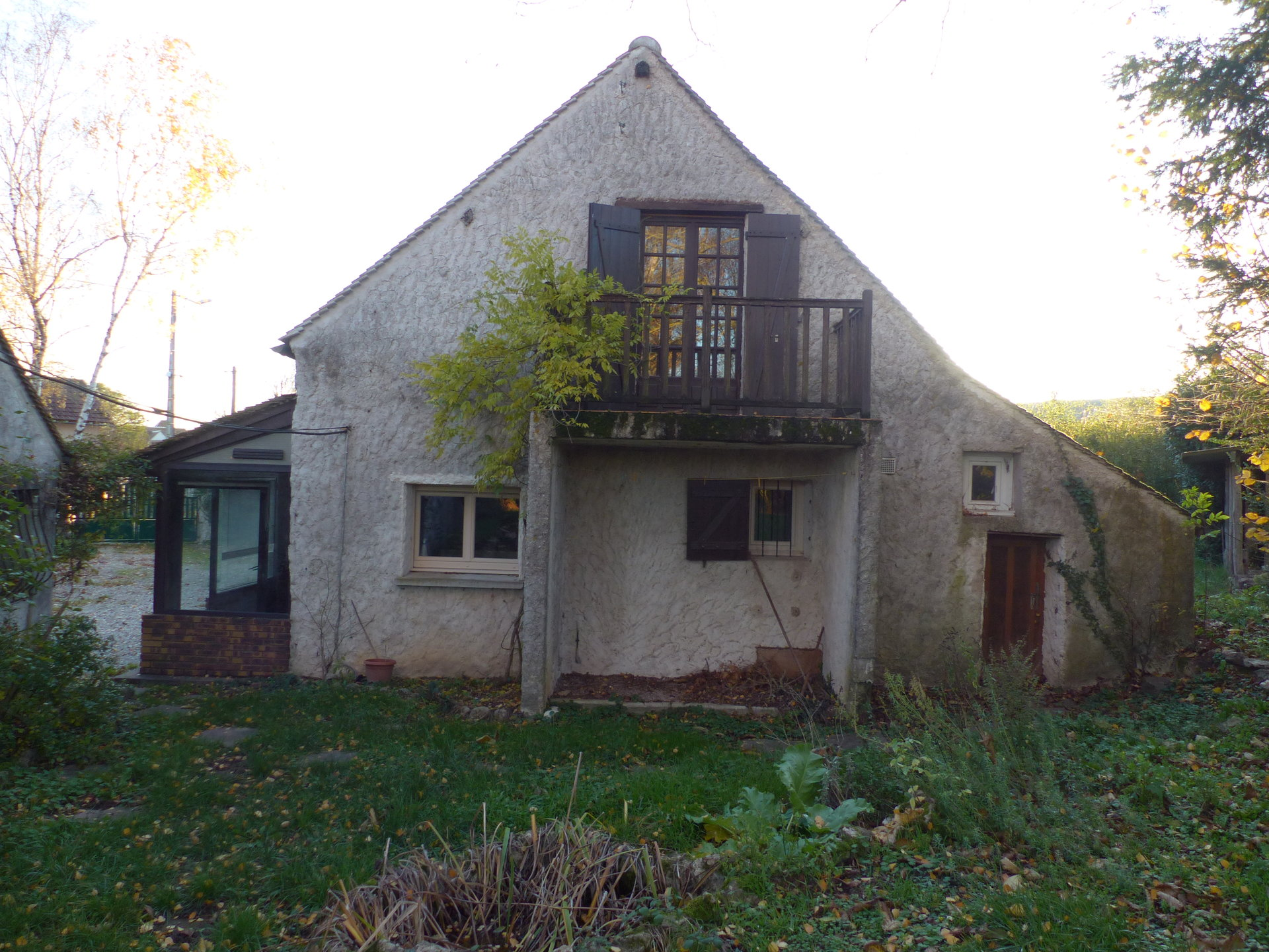 Maison en pierres sur 988 m² de terrain