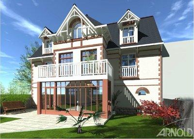 La Baule Centre-ville - Villa de luxe entièrement rénovée