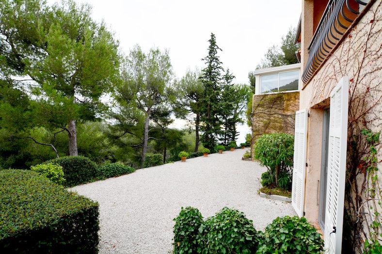 Sale villa Saint Laurent d'Eze sea view