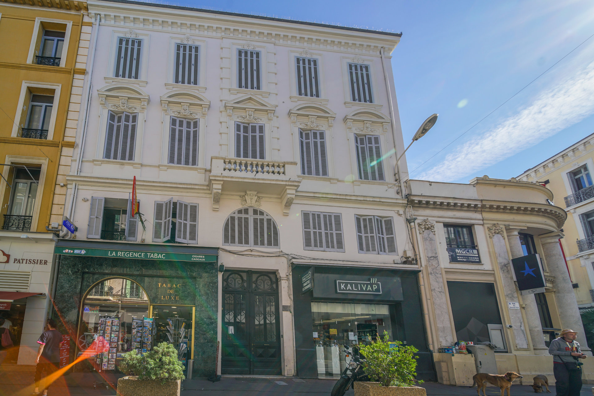 Congress rental apartment 3 bedroom center of Cannes