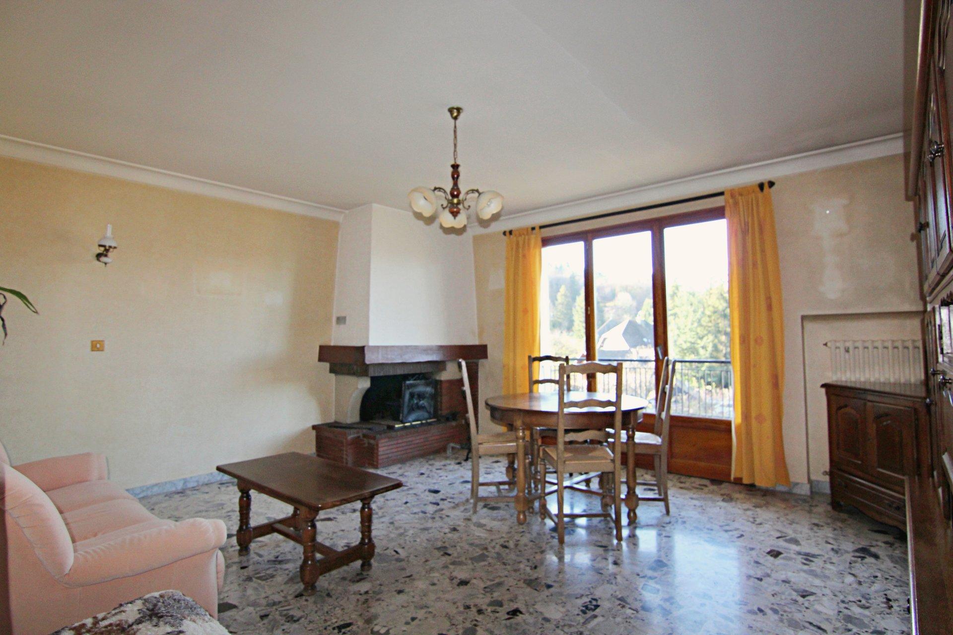 Appartement T4 de 100m2 avec vue Lac