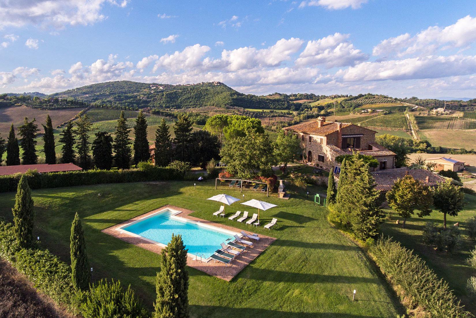 Verkauf Anwesen - Pienza - Italien