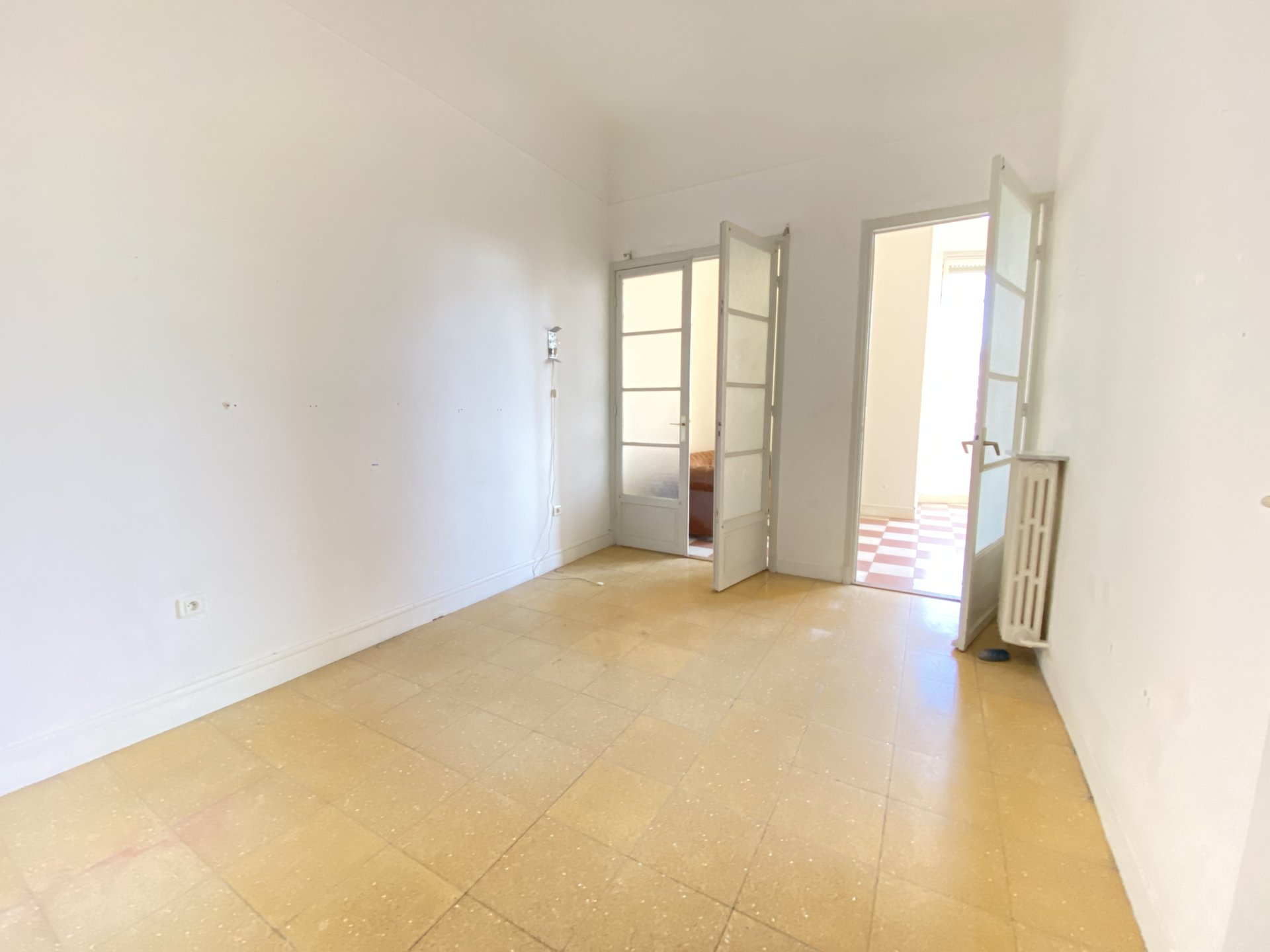 Appartement type bourgeois à Menton