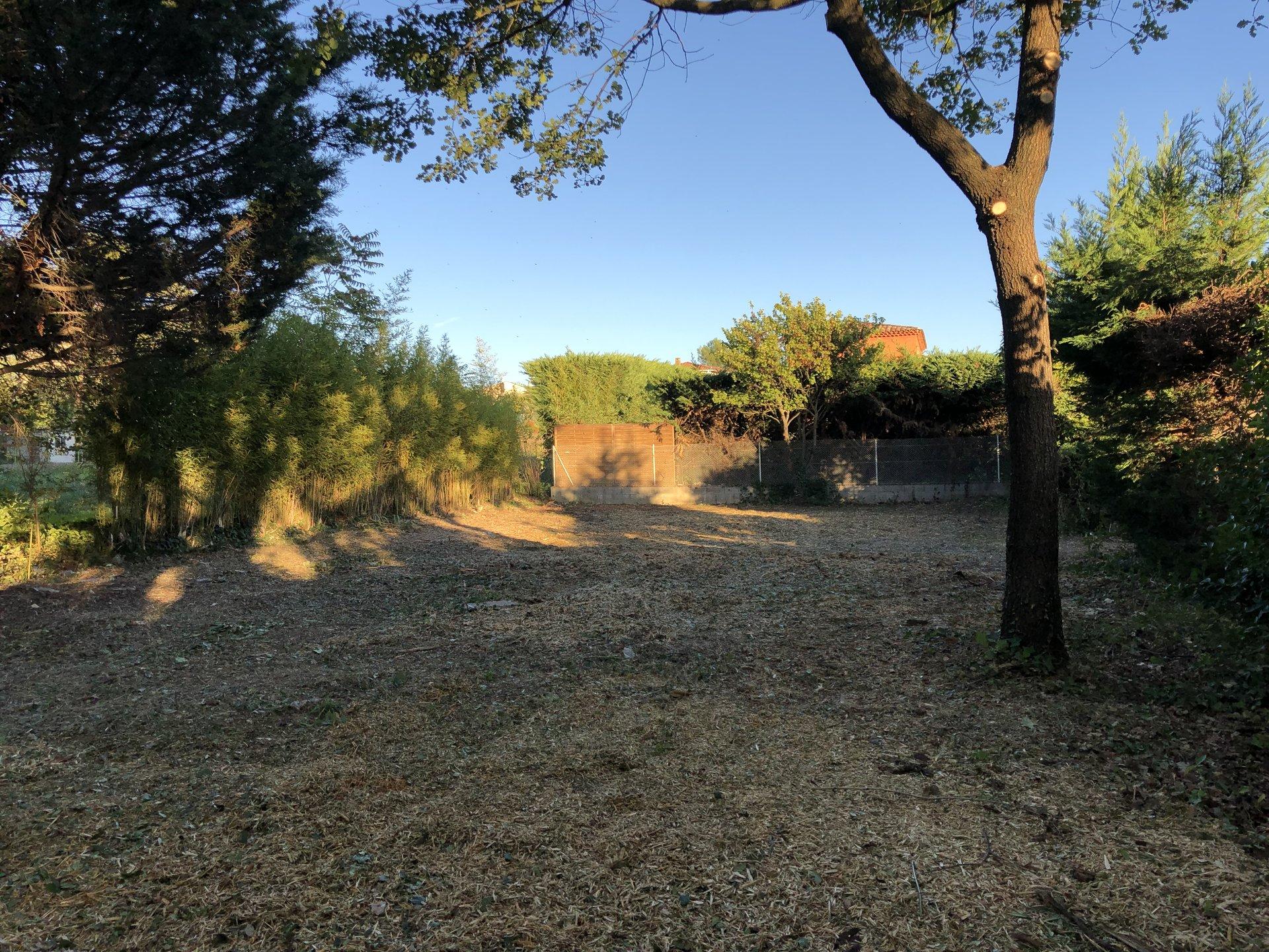 Sale Building land - Meyreuil